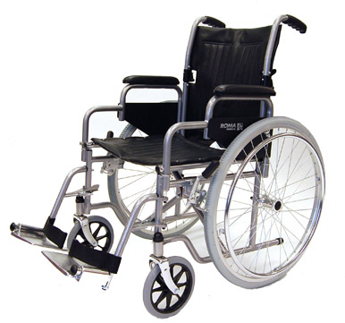 Qimova Modular Tilt-In-Space Wheelchair