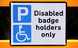 Blue Badge misuse