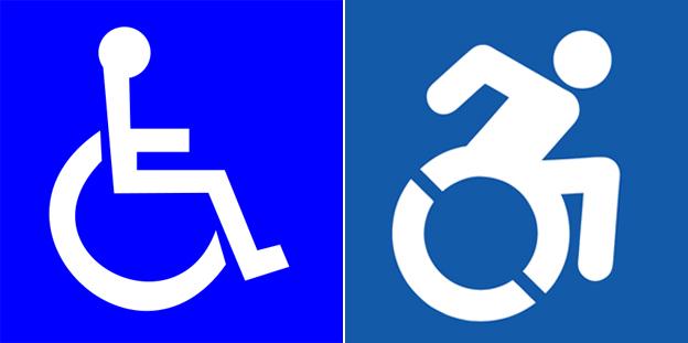 wheelchair access symbol