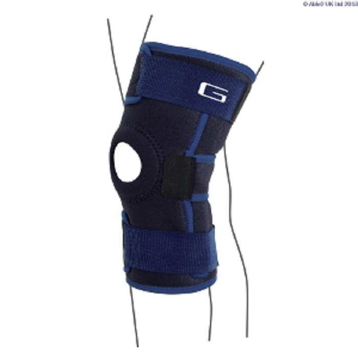 Neo G Hinged Knee Support With Patella Mobility Solutions