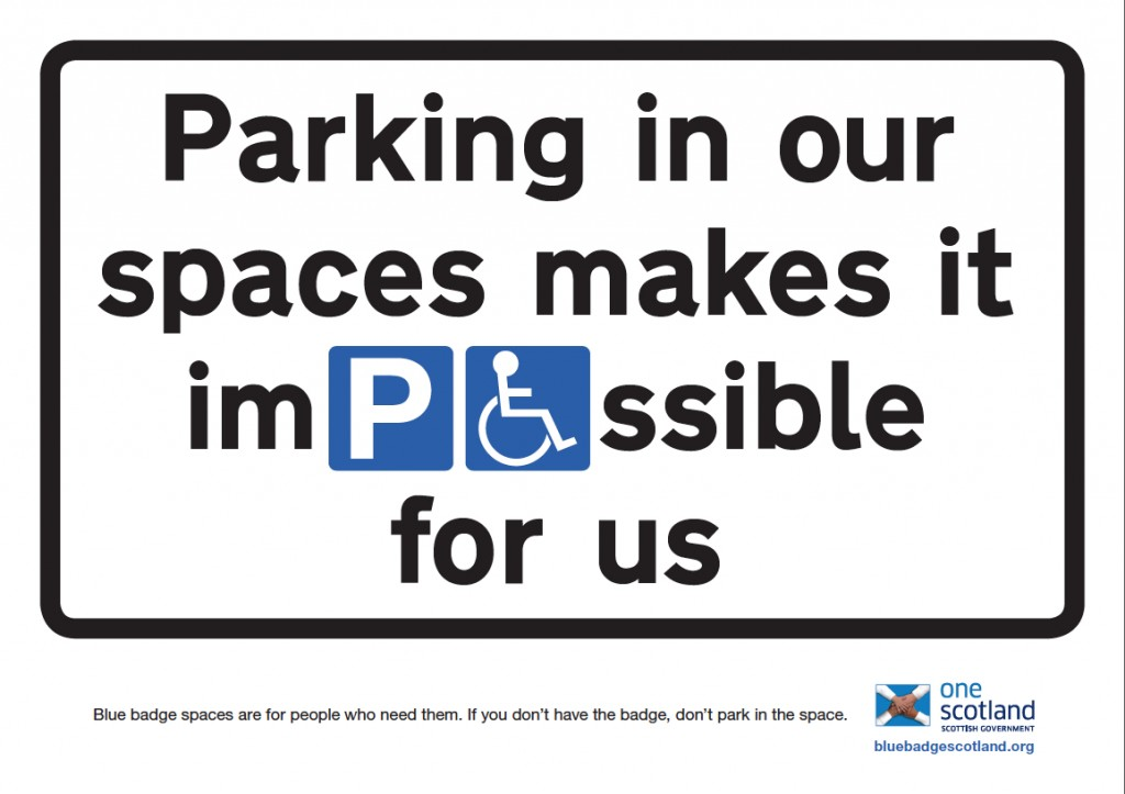 Blue Badge Campaign