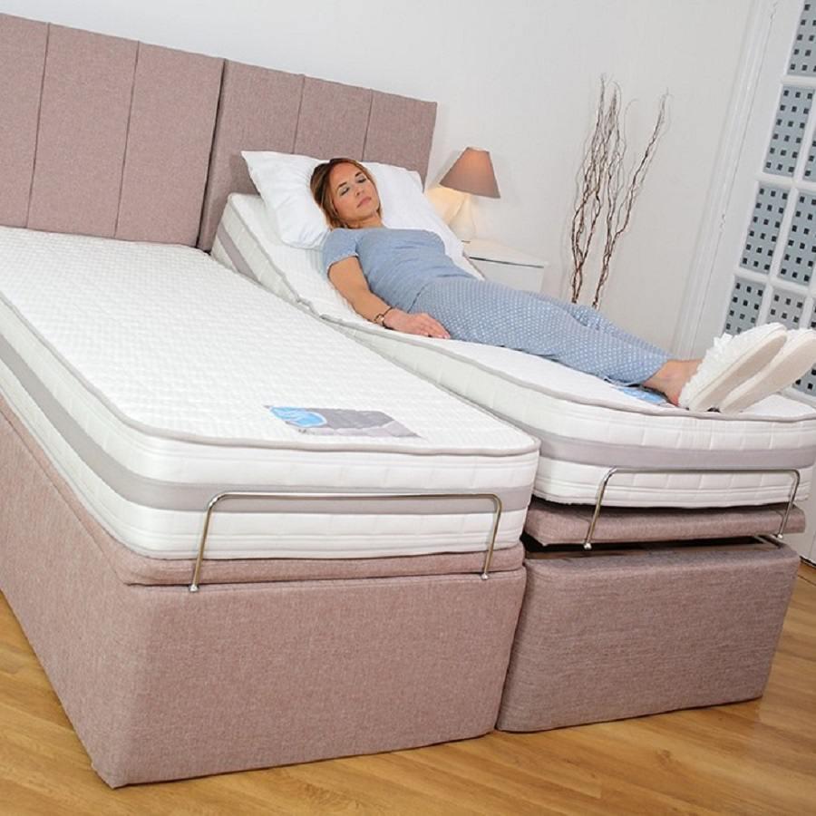 Adjustamatic Adjustable Ottoman Bed
