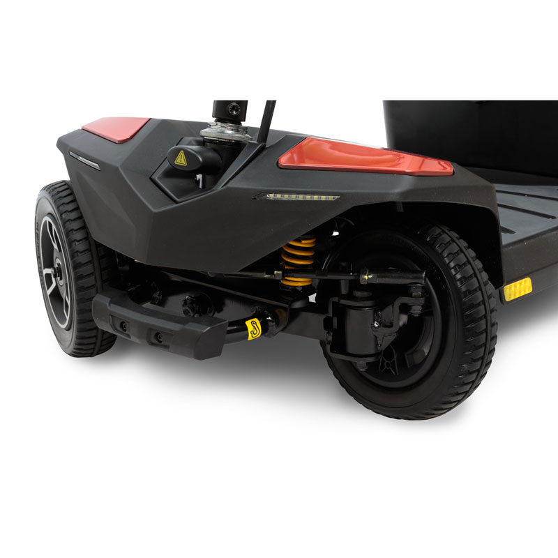 zero turn mobility scooter