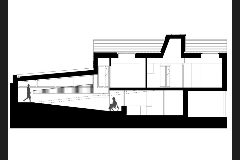 ramp house portobello