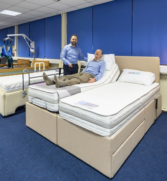 mobility solutions adjustable bed