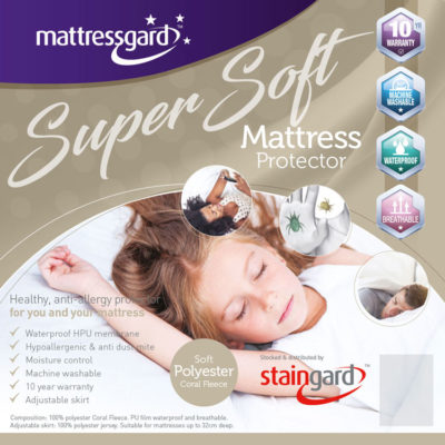 Mattressgard Super Soft Mattress Protetctor