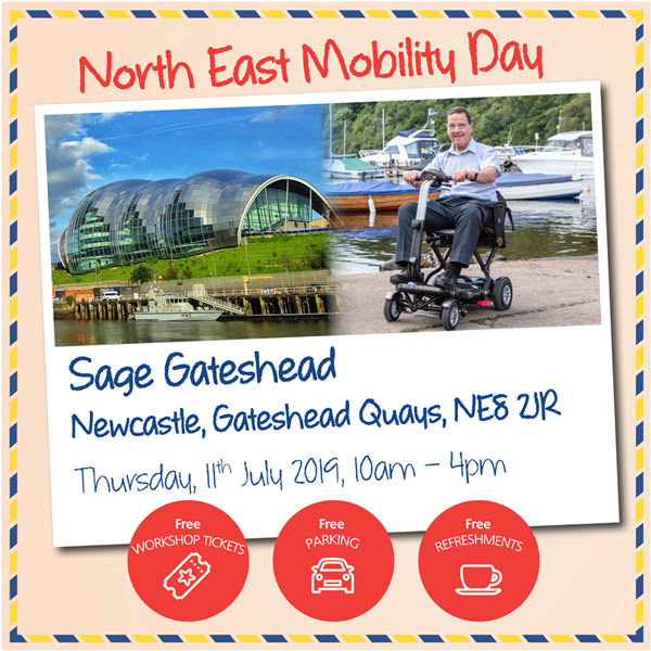 North East Mobility Day