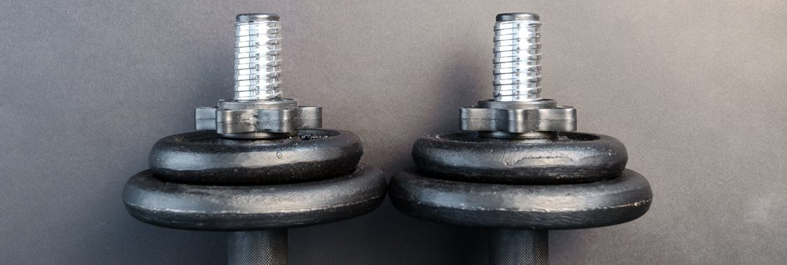 dumbbell equipment gym 669580
